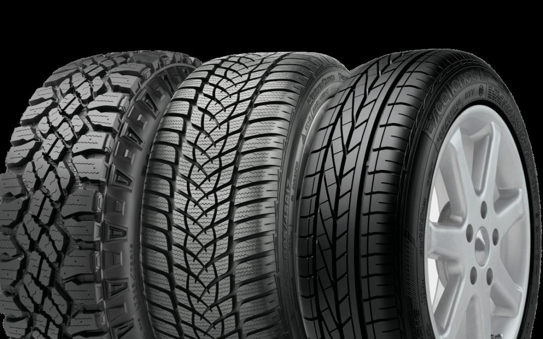 Nové pneu